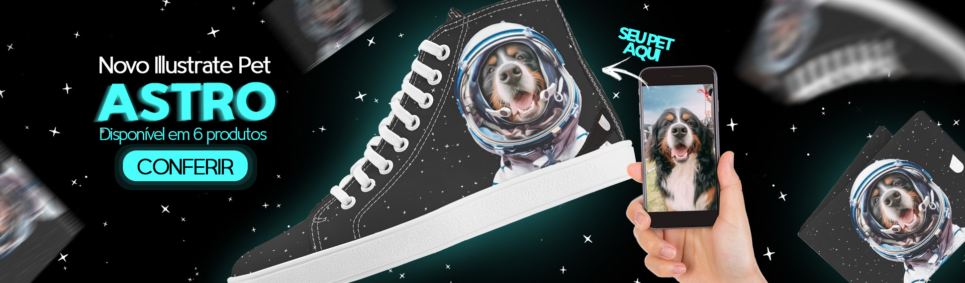 Illustrate Pet Astro